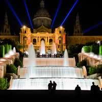 Montjuic Fountains