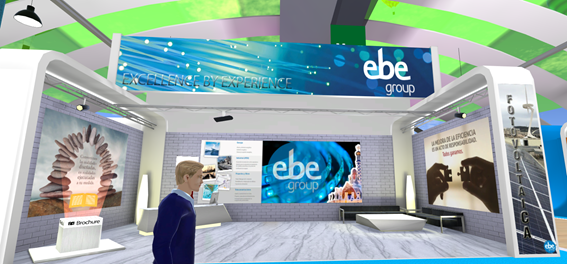 EBE Group will be present at EFFIE VIRTUAL CONGRESS